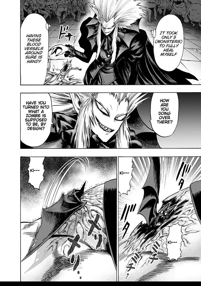 One Punch Man, Chapter Onepunch-Man 101 image 037