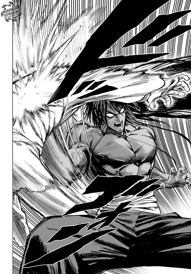 One Punch Man, Chapter Onepunch-Man 71 image 025