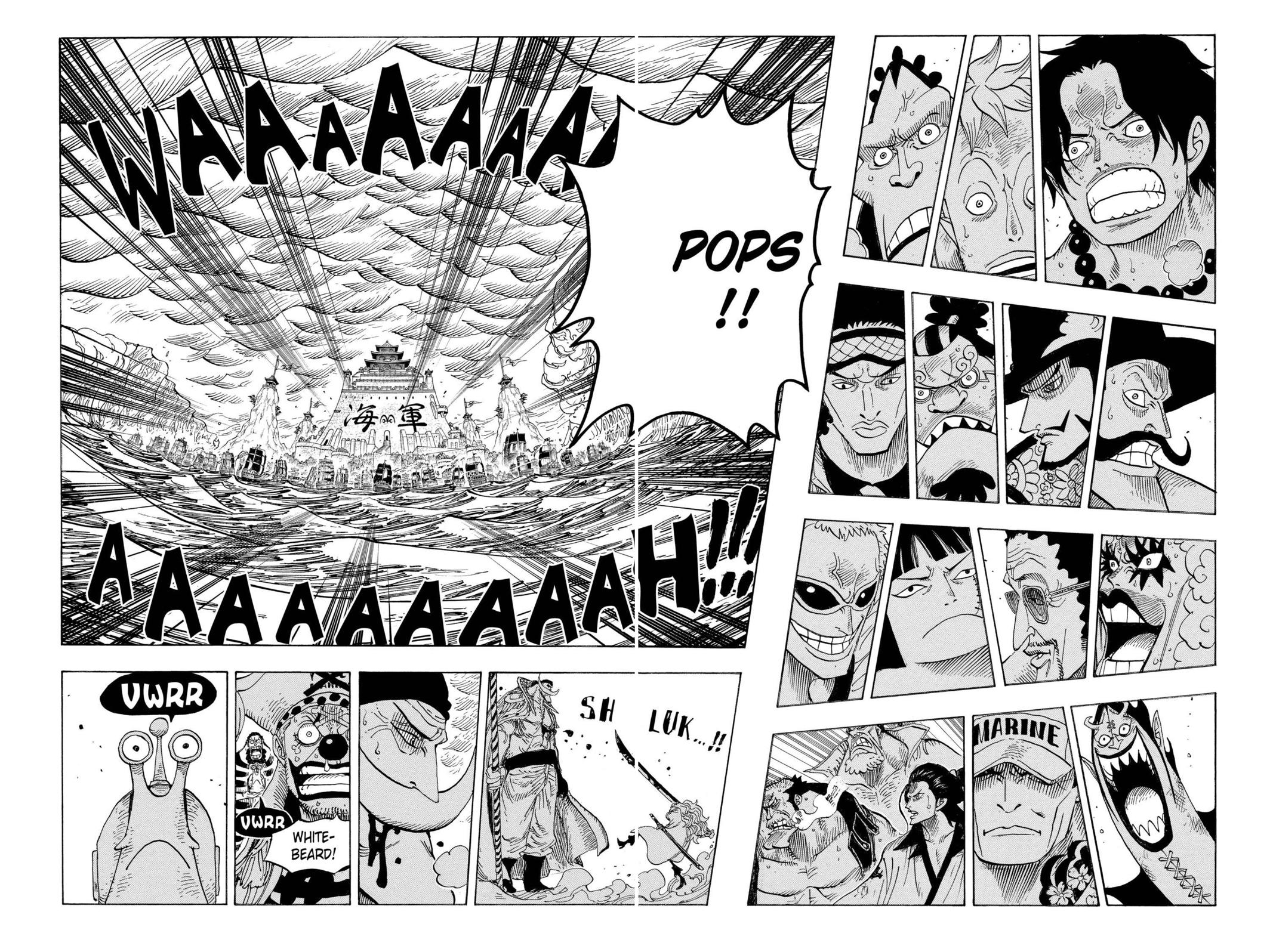 One Piece, Chapter 563 image 008