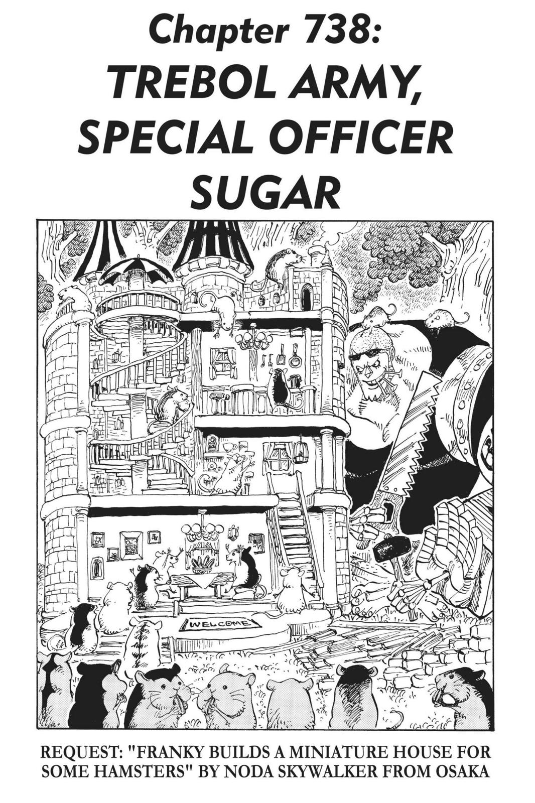 One Piece, Chapter 738 image 001