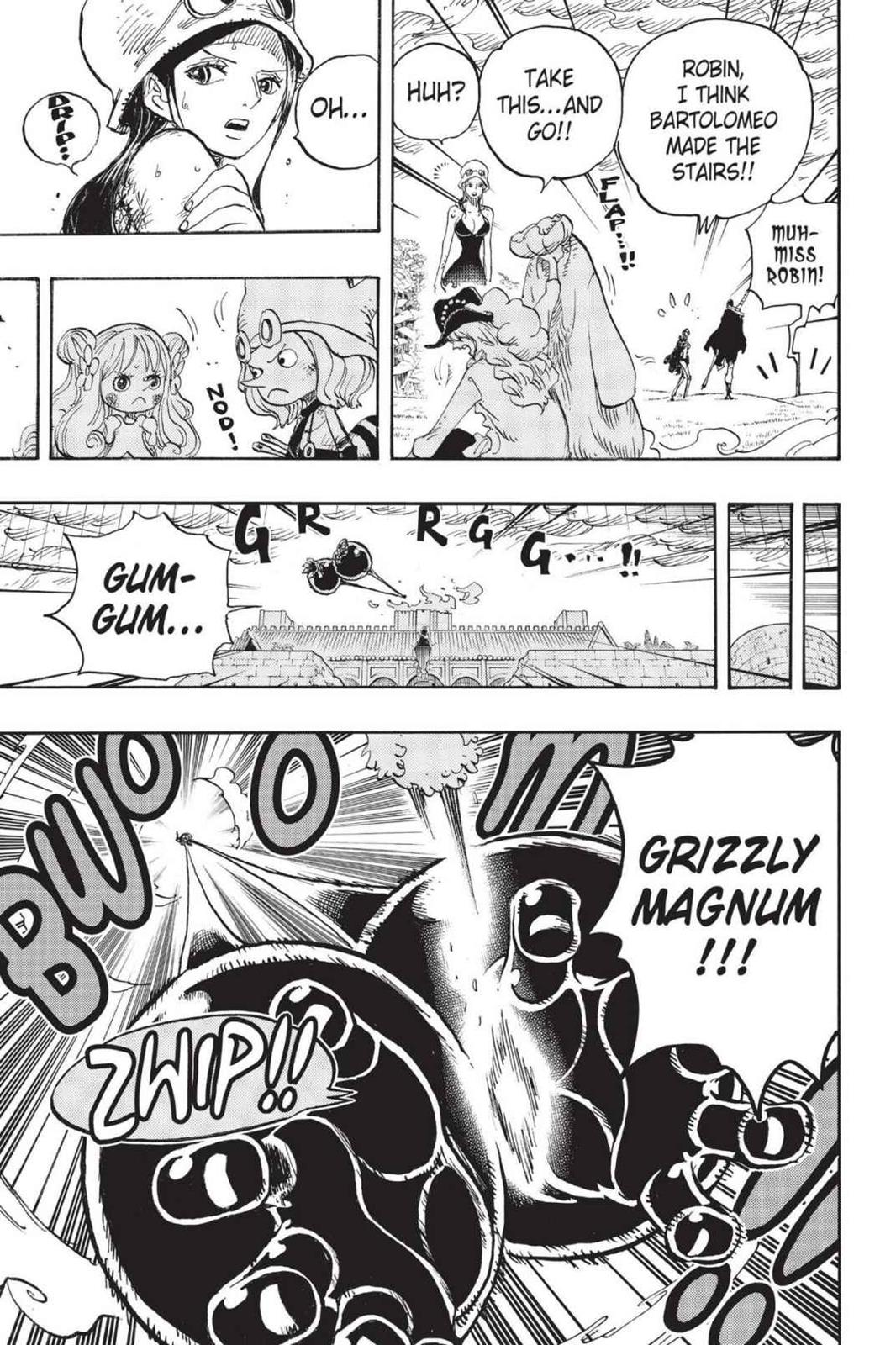 One Piece, Chapter 783 image 015