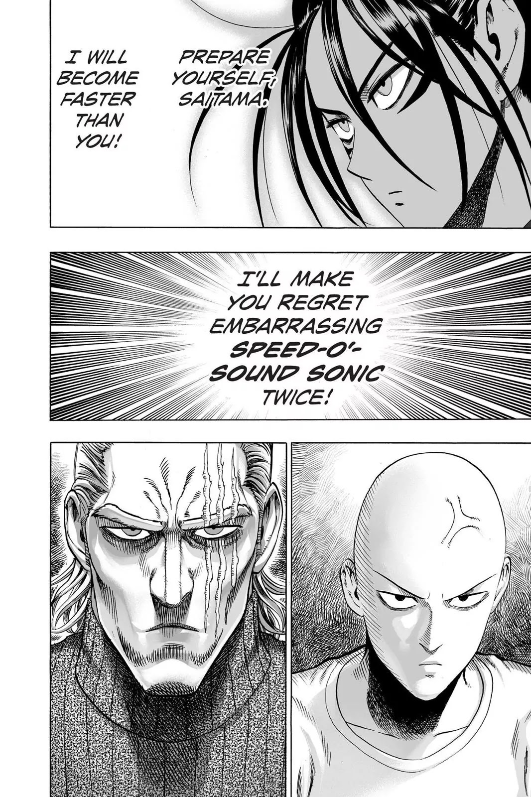One Punch Man, Chapter Onepunch-Man 41 image 029