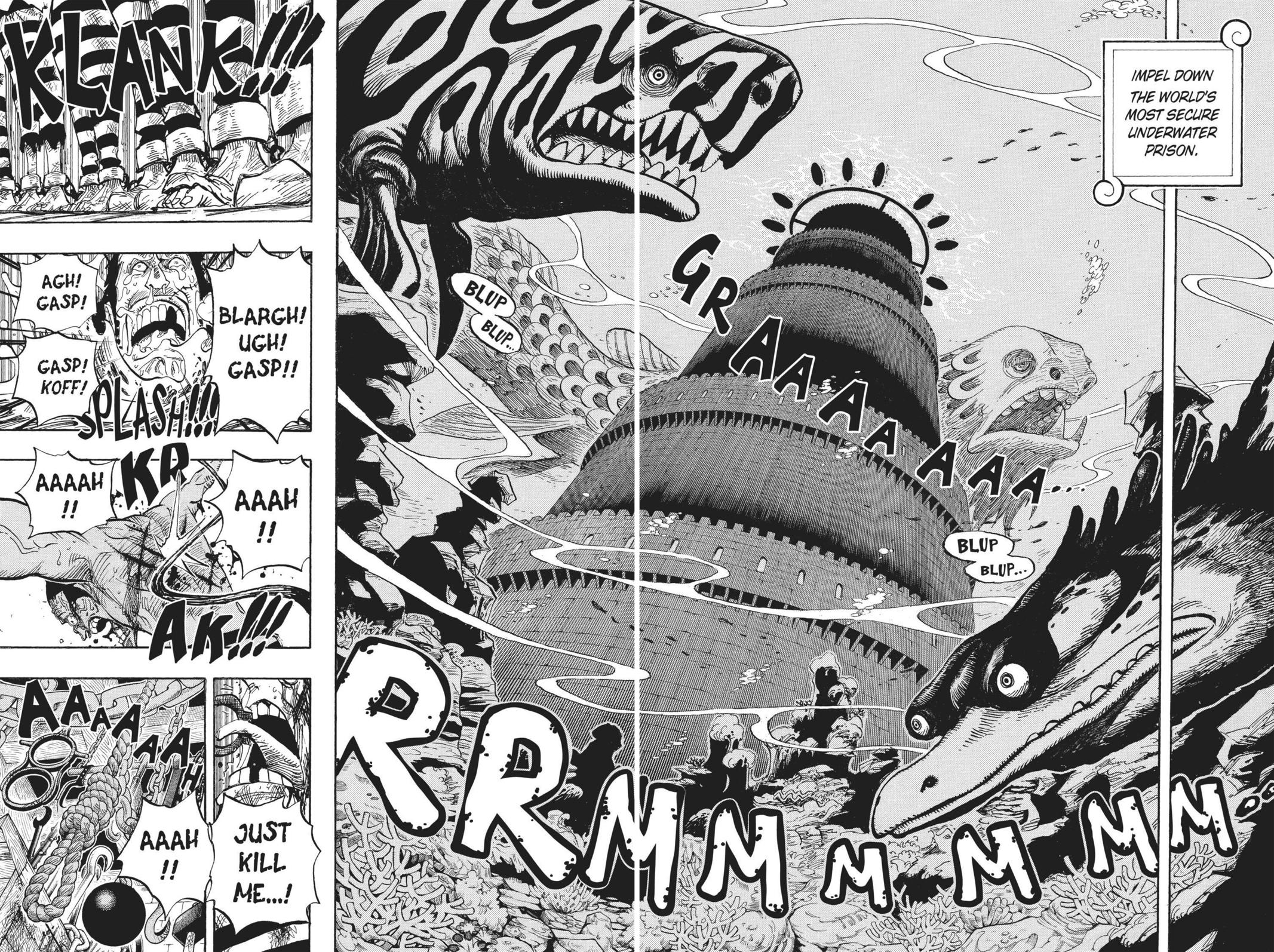 One Piece, Chapter 525 image 008