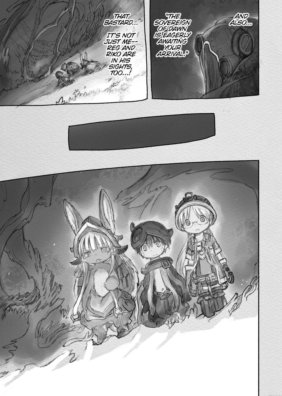 Made In Abyss, Chapter Hello,Abyss 27 image 017