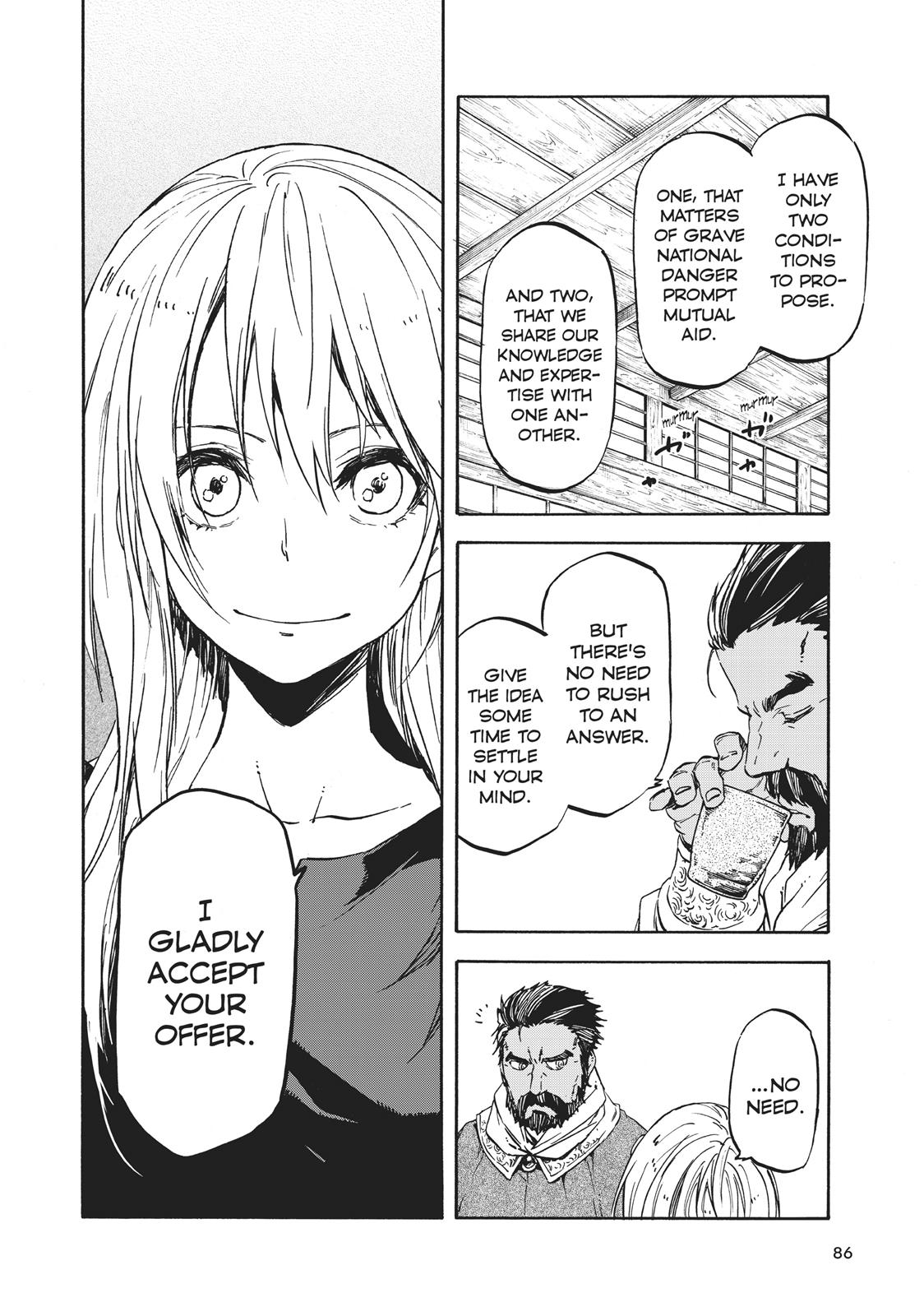 That Time I Got Reincarnated As A Slime, Chapter 29 image 026