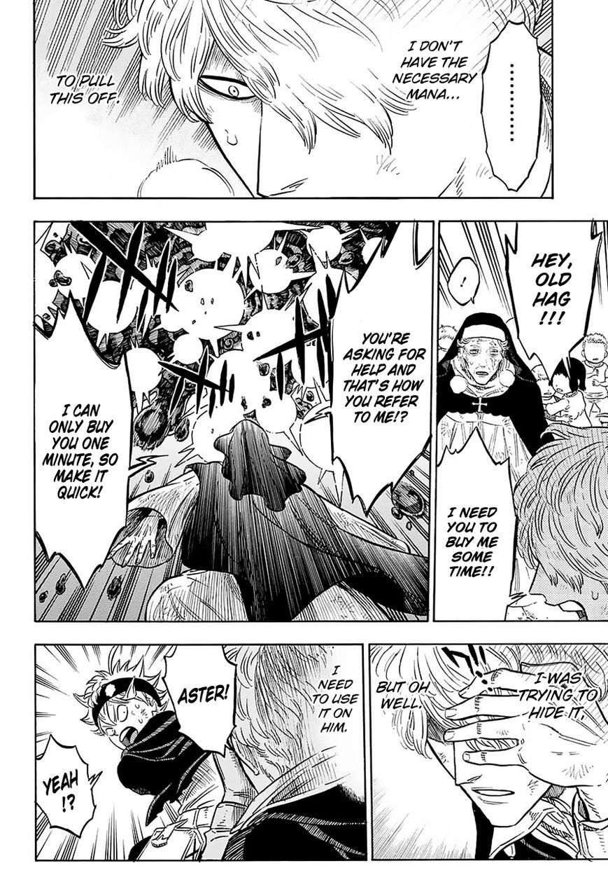 Black Clover, Chapter 45 One Day You'll Protect Someone Else image 014