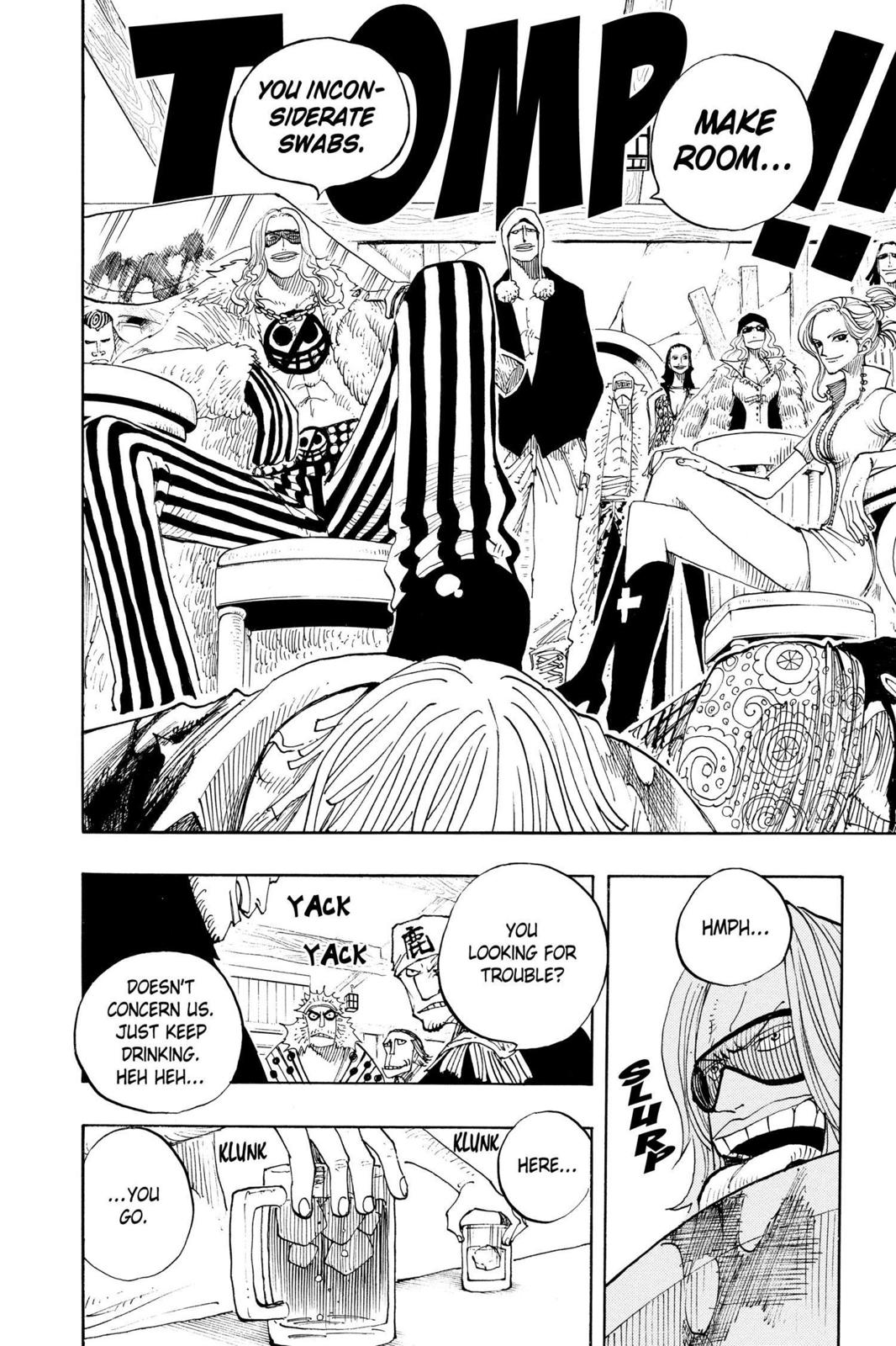 One Piece, Chapter 224 image 006