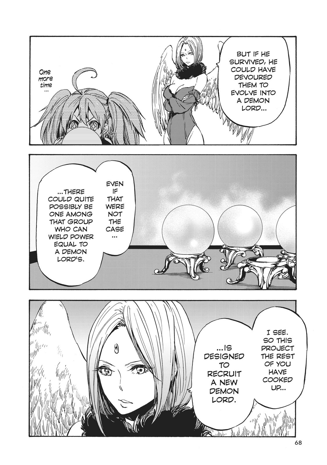 That Time I Got Reincarnated As A Slime, Chapter 29 image 008
