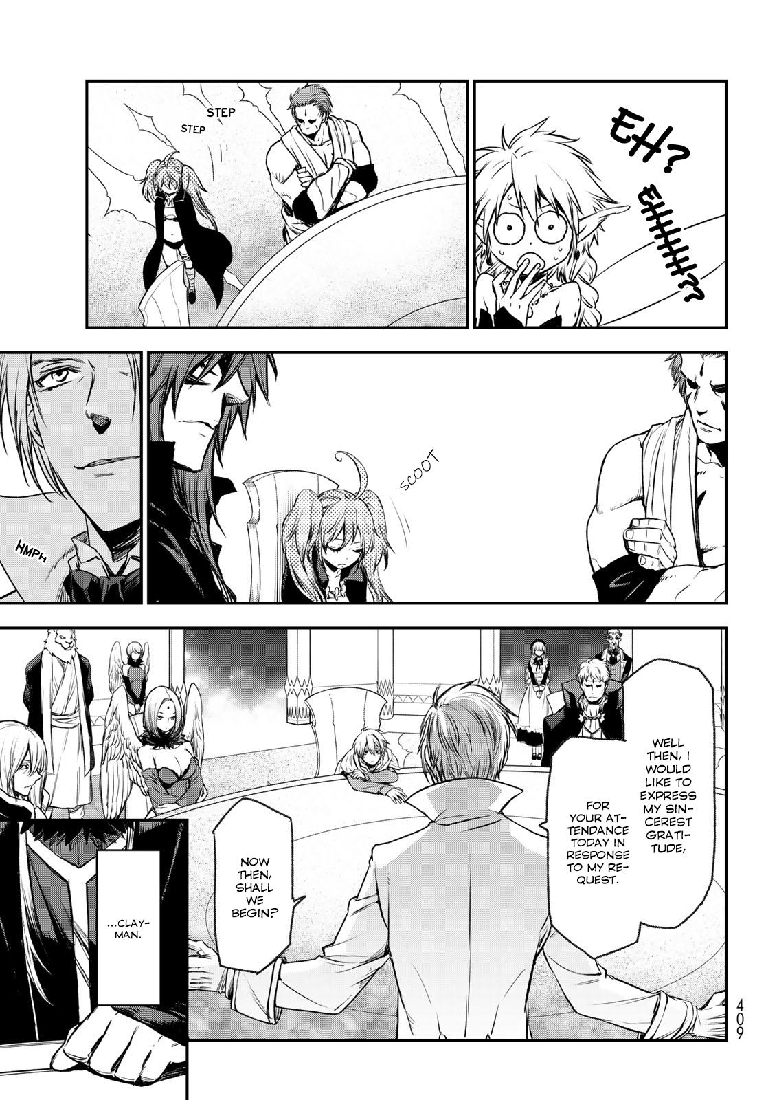 That Time I Got Reincarnated As A Slime, Chapter 78 image 025