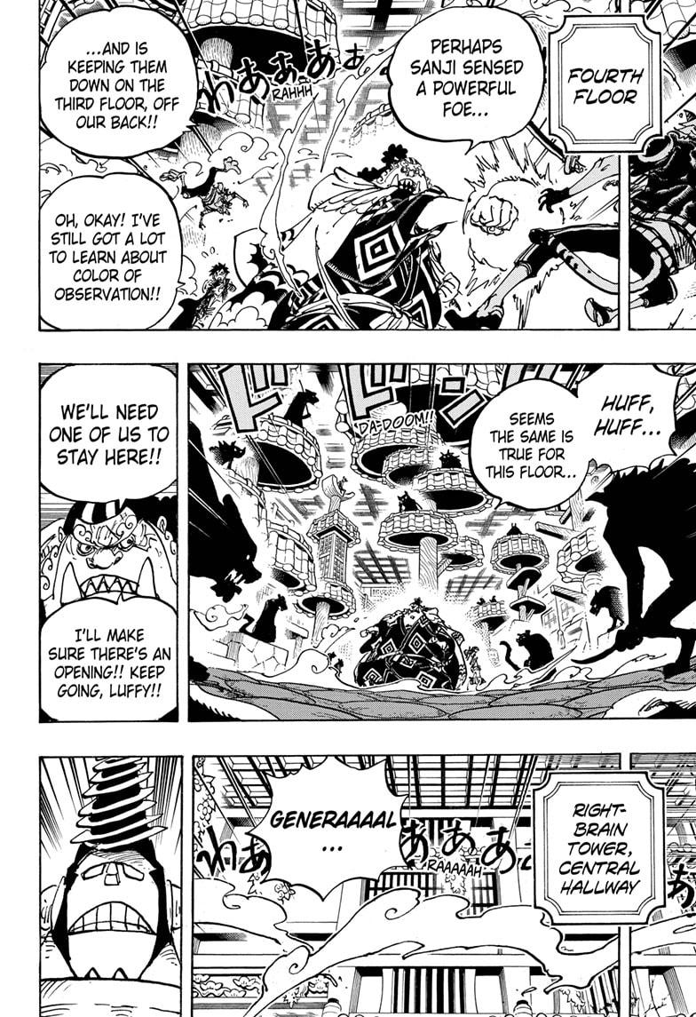 One Piece, Chapter 998 image 006