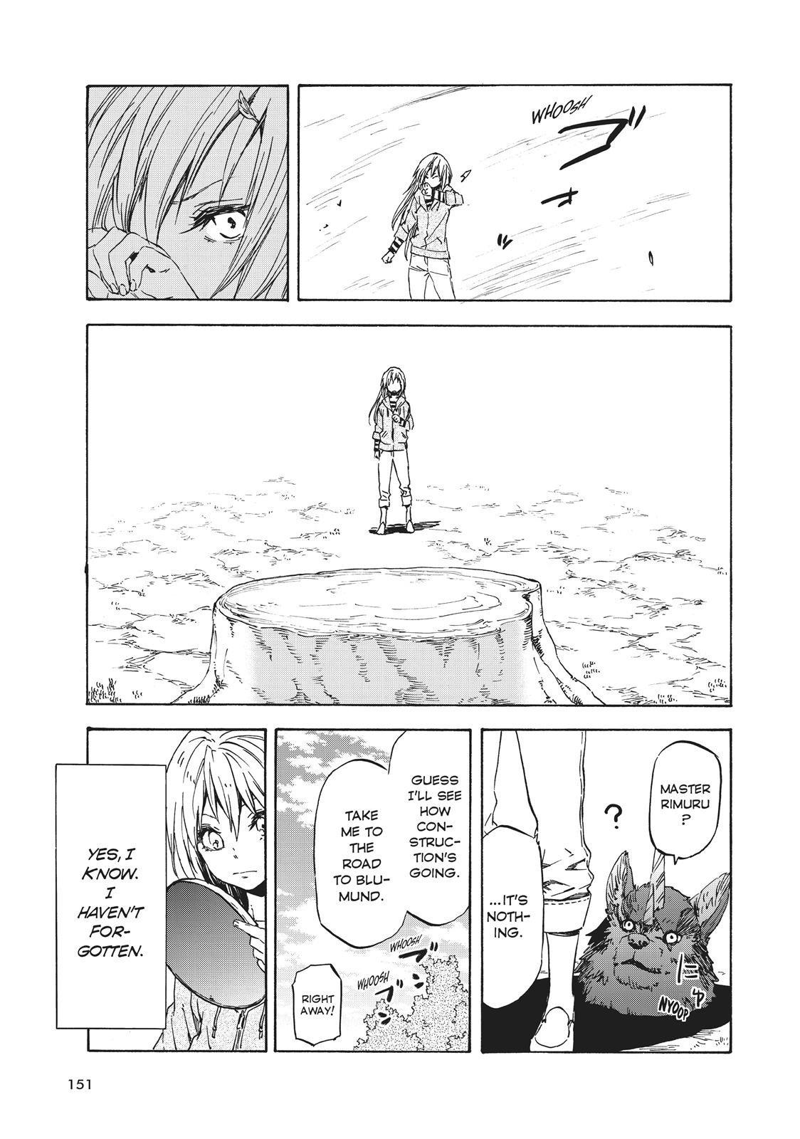 That Time I Got Reincarnated As A Slime, Chapter 39 image 035