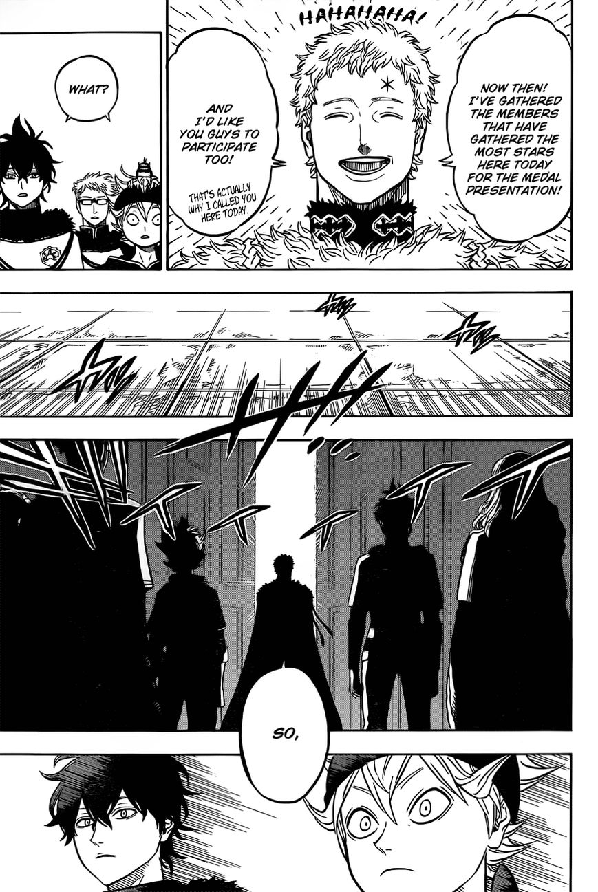 Black Clover, Chapter 22 Gathering At The Kings Palace image 017