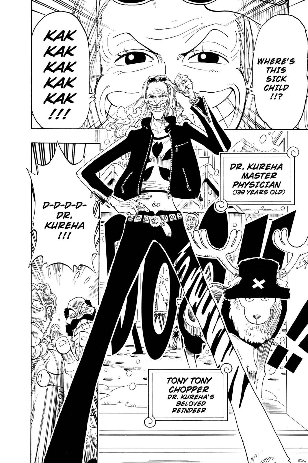 One Piece, Chapter 134 image 014
