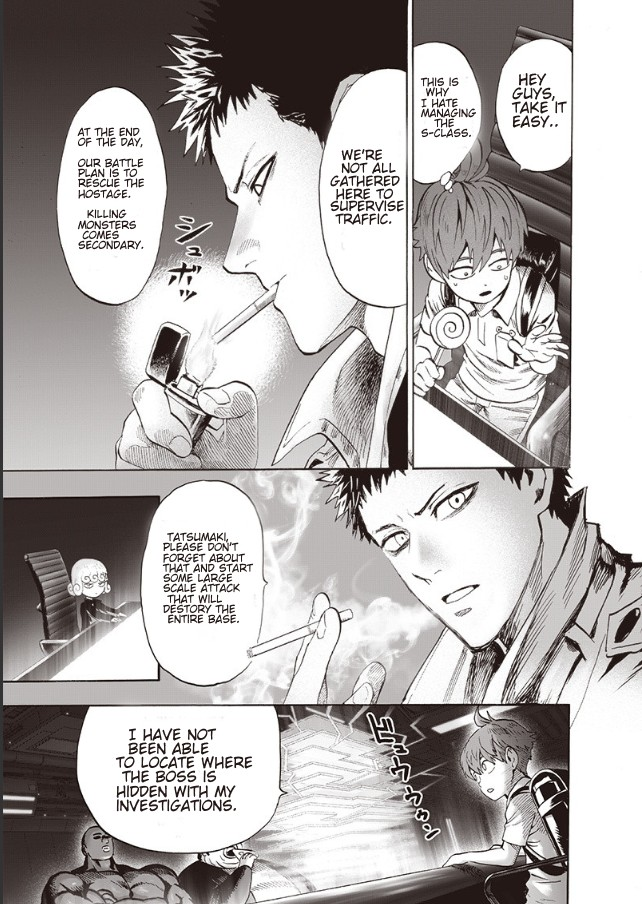 One Punch Man, Chapter Onepunch-Man 93 image 011