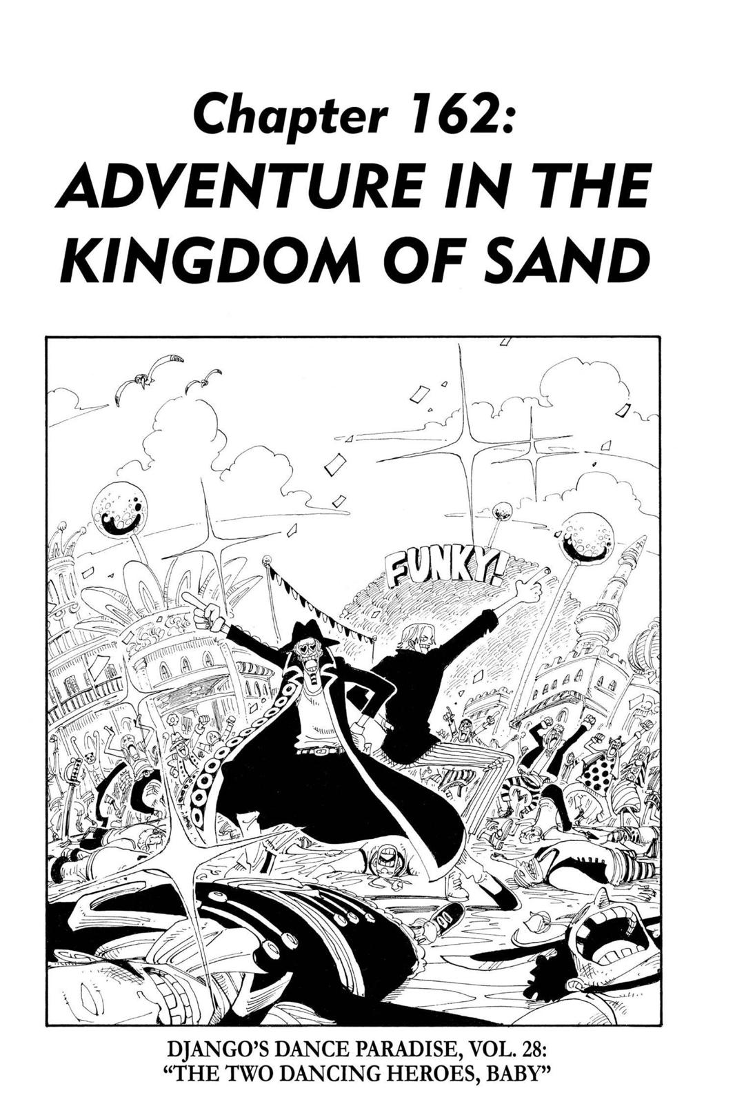 One Piece, Chapter 162 image 001