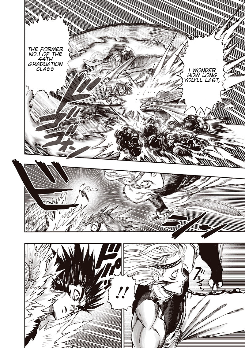 One Punch Man, Chapter Onepunch-Man 95 image 048