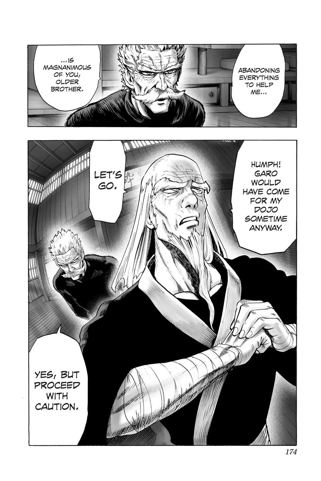 One Punch Man, Chapter Onepunch-Man 46 image 021