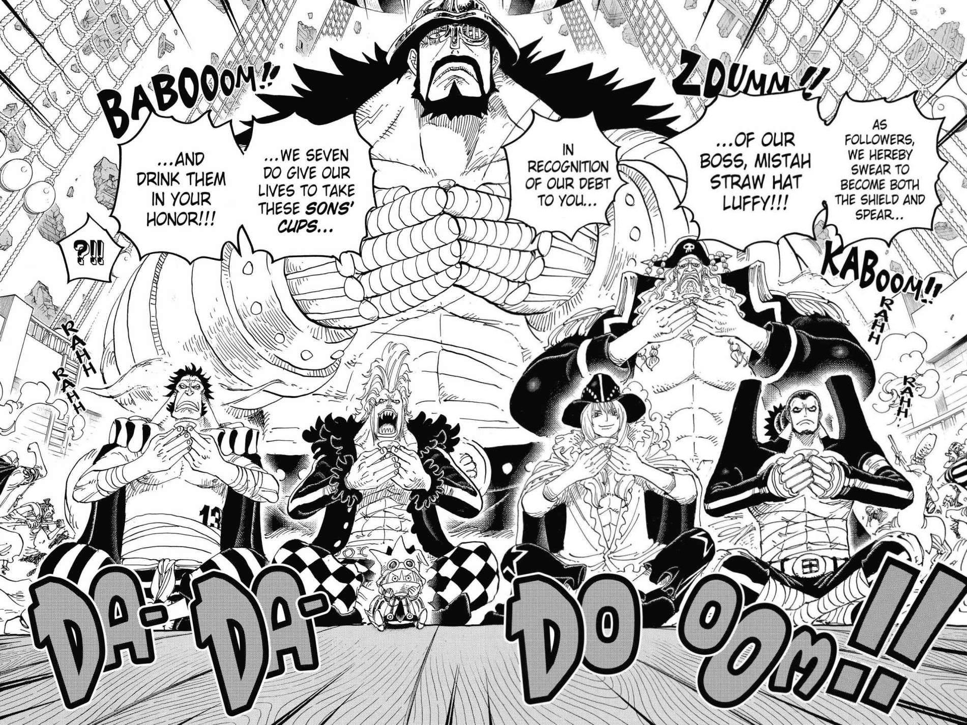One Piece, Chapter 800 image 009