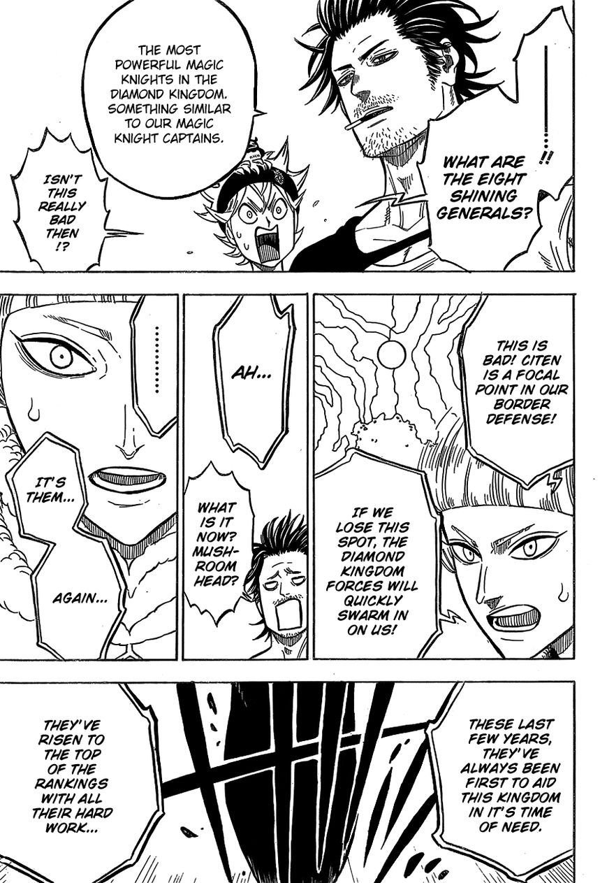 Black Clover, Chapter 74 Proof of Being Correct (Jaimini's~box~ Ver.) image 015