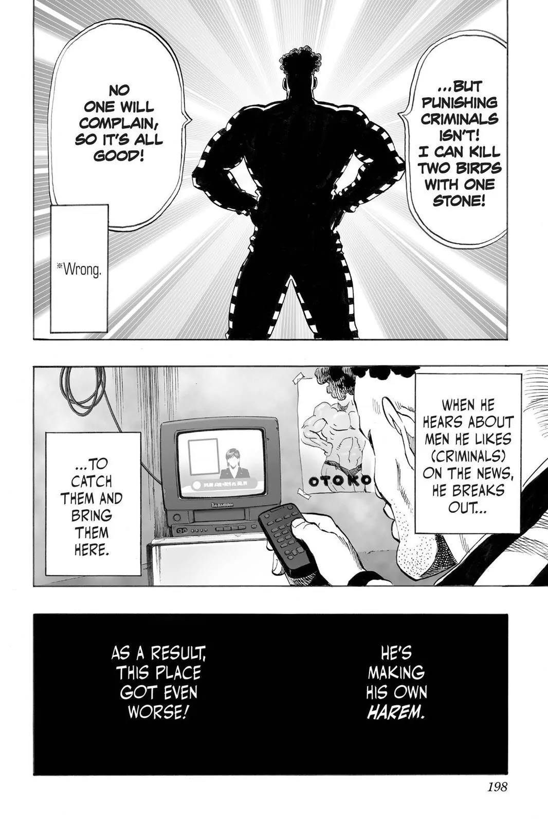One Punch Man, Chapter Onepunch-Man 24 image 044
