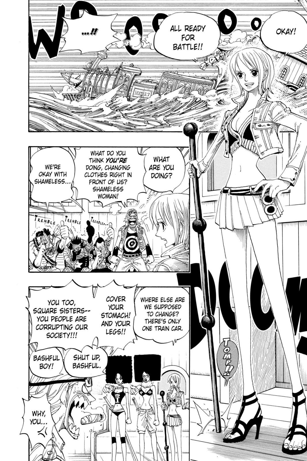 One Piece, Chapter 368 image 010