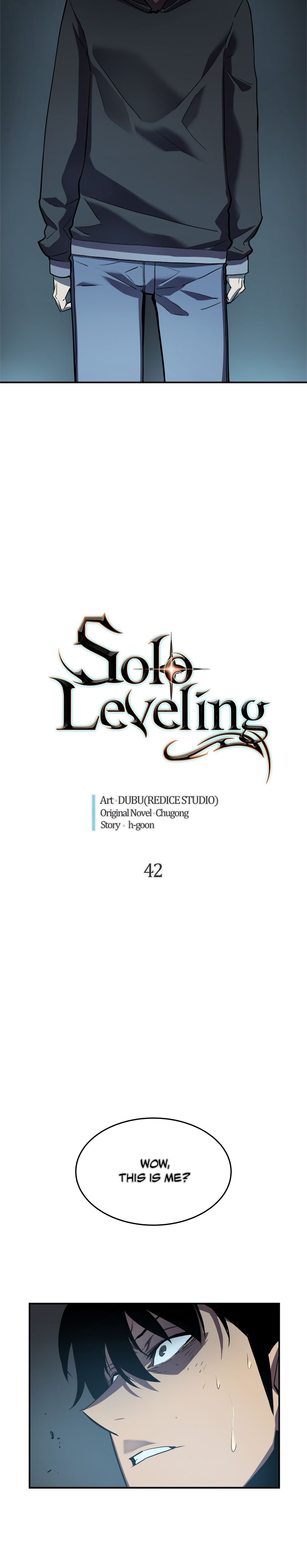 Solo Leveling, Chapter 42 image 002
