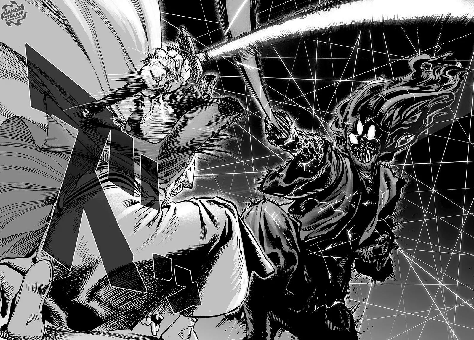 One Punch Man, Chapter Onepunch-Man 69 image 025