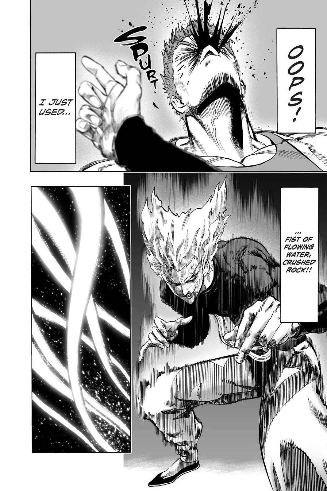 One Punch Man, Chapter Onepunch-Man 47 image 011