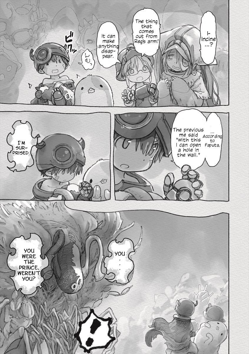 Made In Abyss, Chapter Hello,Abyss 52 image 015