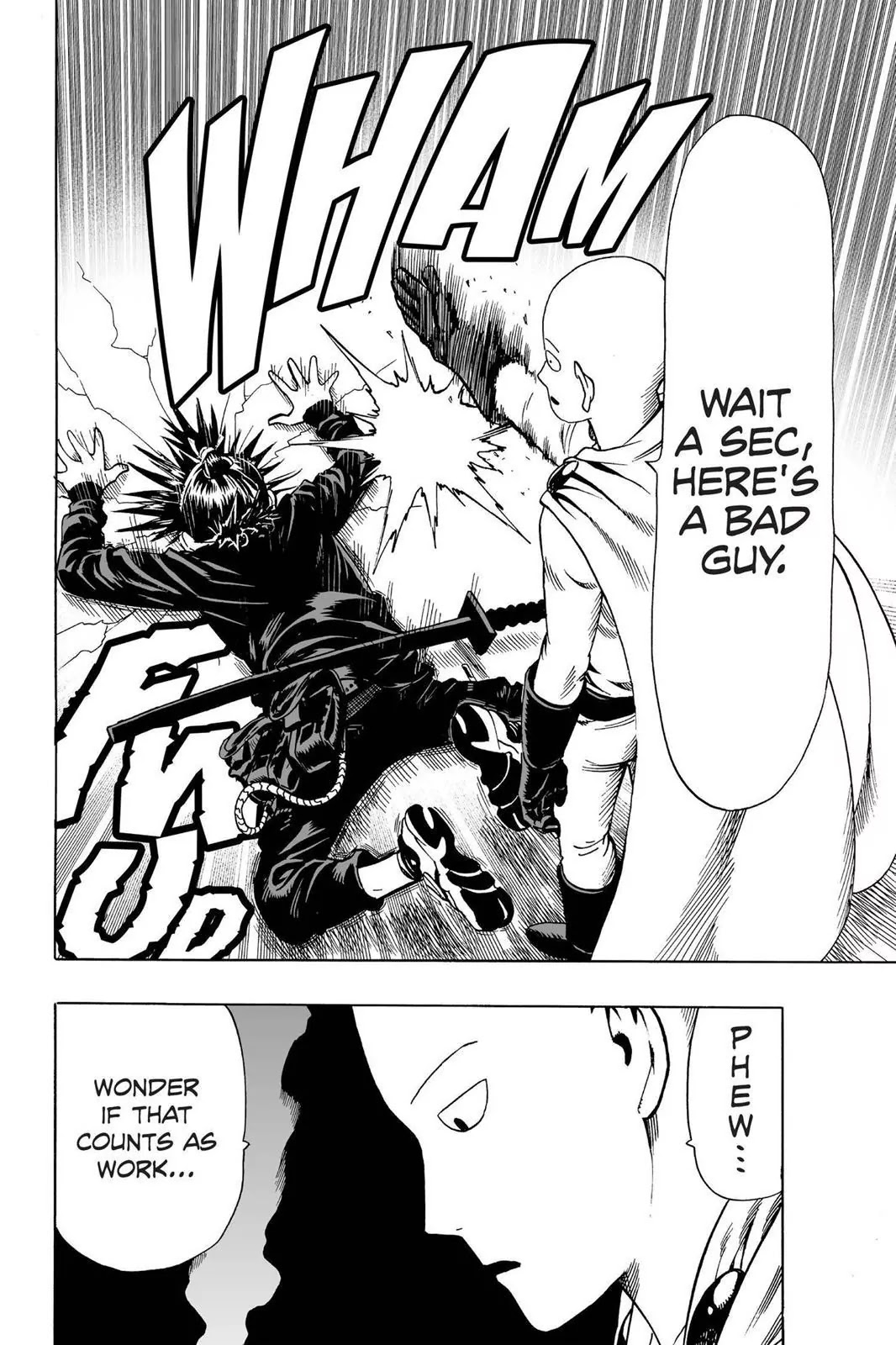One Punch Man, Chapter Onepunch-Man 19 image 026