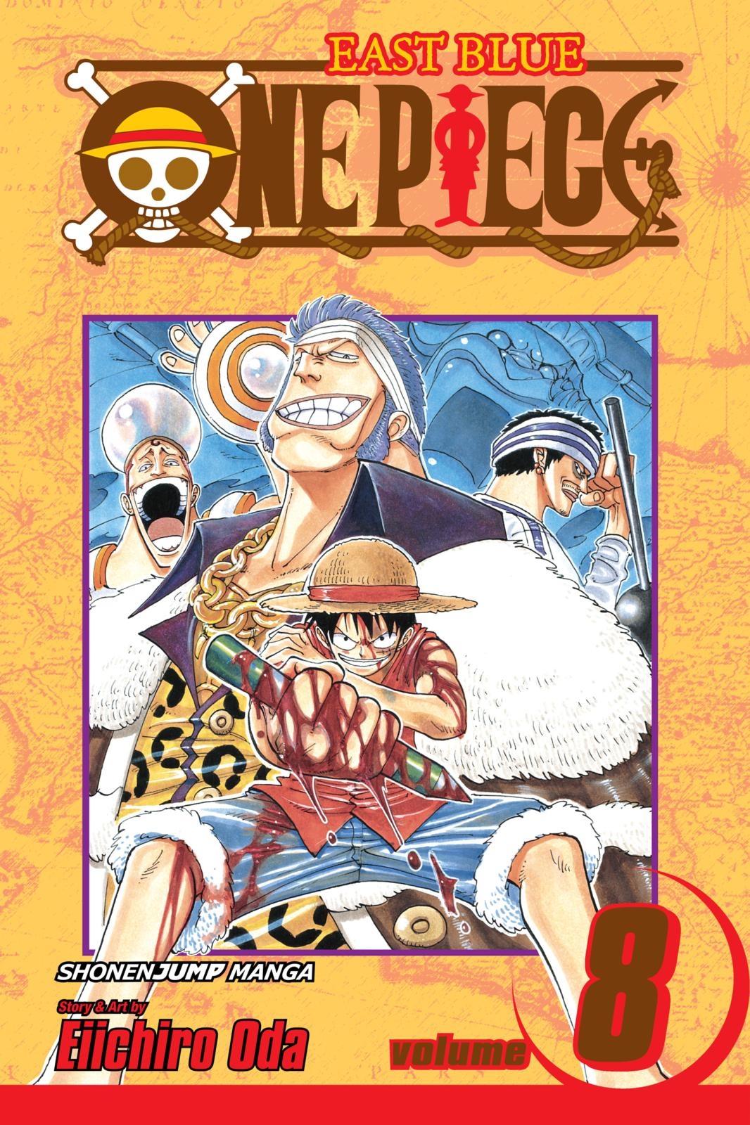 One Piece, Chapter 63 image 001