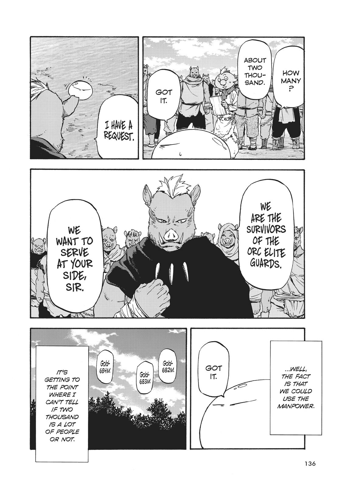 That Time I Got Reincarnated As A Slime, Chapter 27 image 008