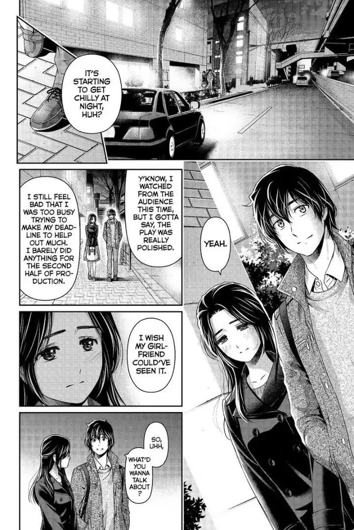 Domestic Girlfriend, Chapter 199 image 015