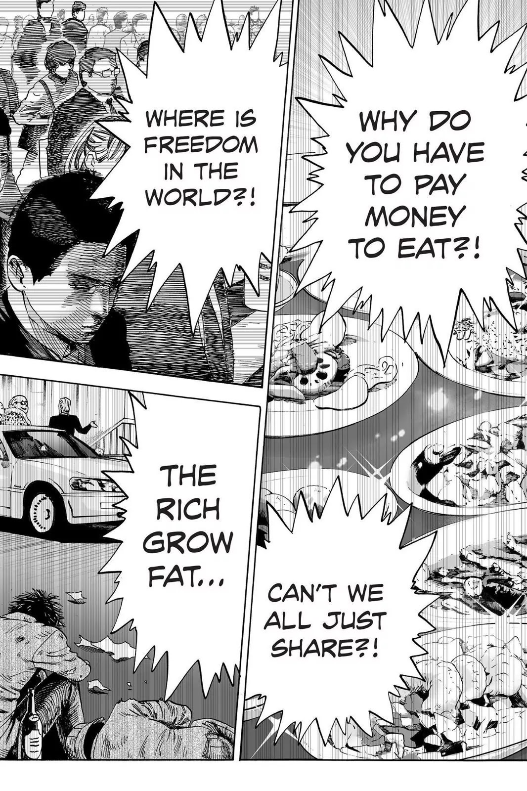 One Punch Man, Chapter Onepunch-Man 12 image 002