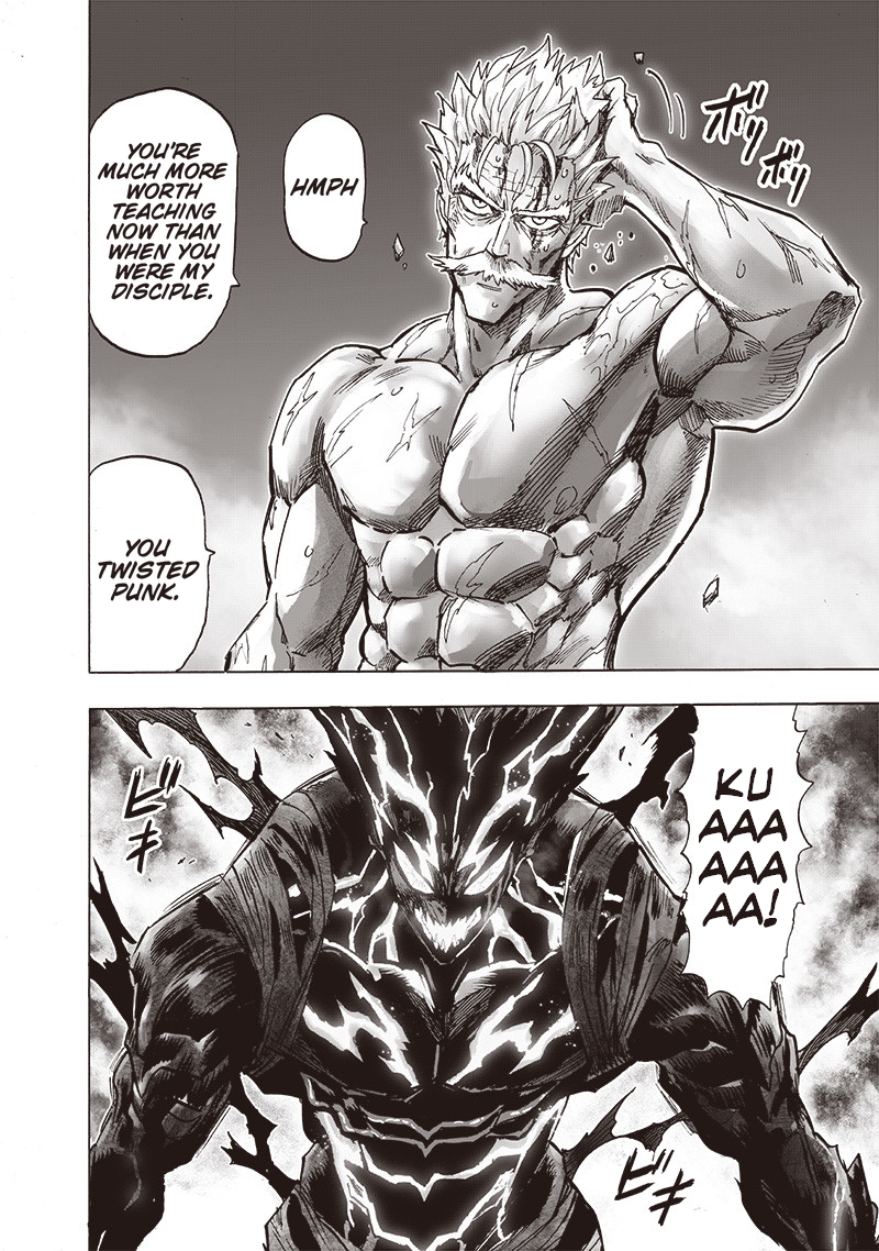 One Punch Man, Chapter 148 image 015