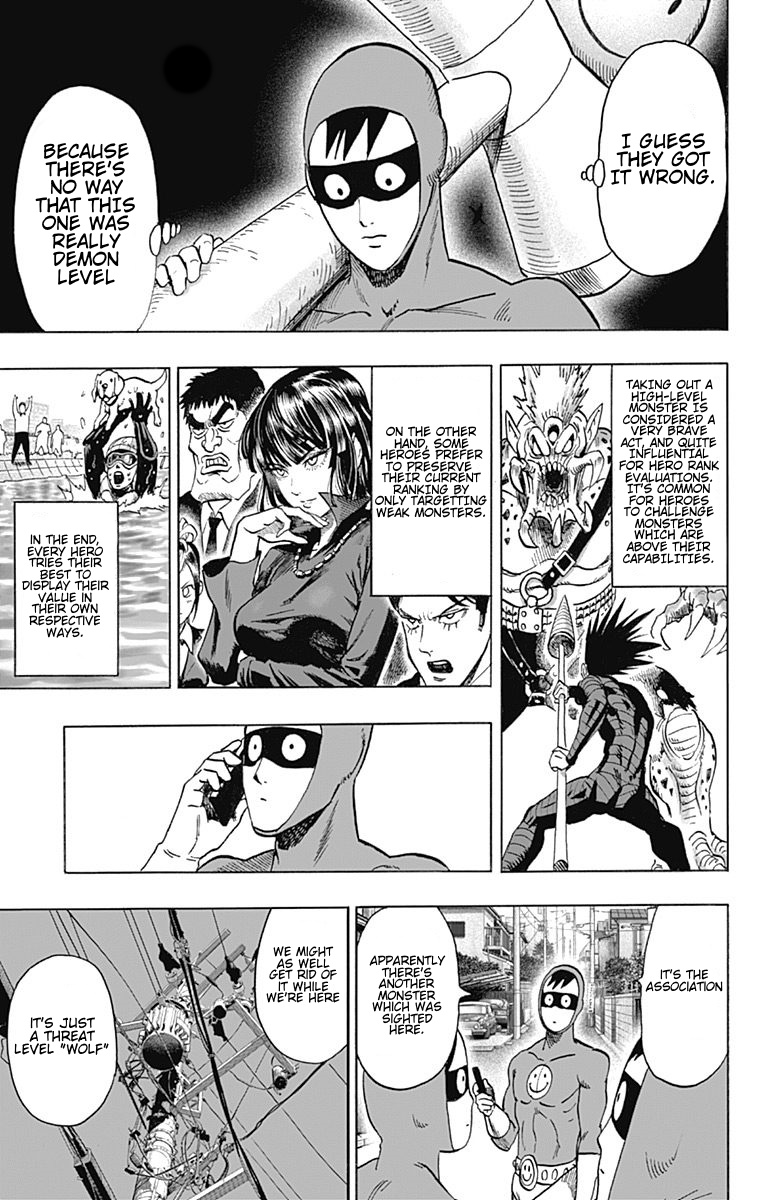 One Punch Man, Chapter One-Punch Man 80.5 image 007