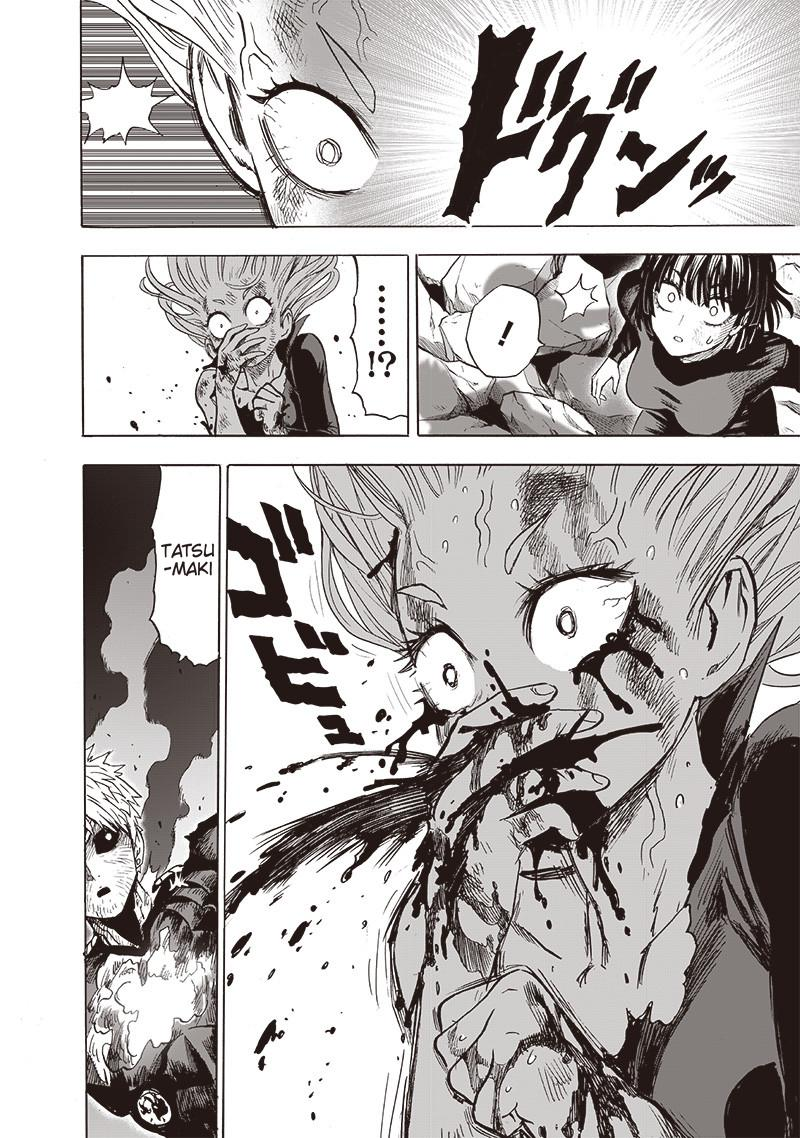 One Punch Man, Chapter One-Punch Man 134.2 image 002