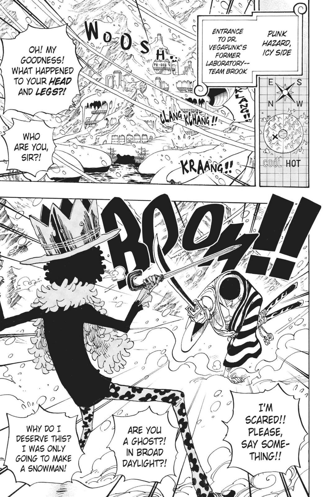 One Piece, Chapter 659 image 013