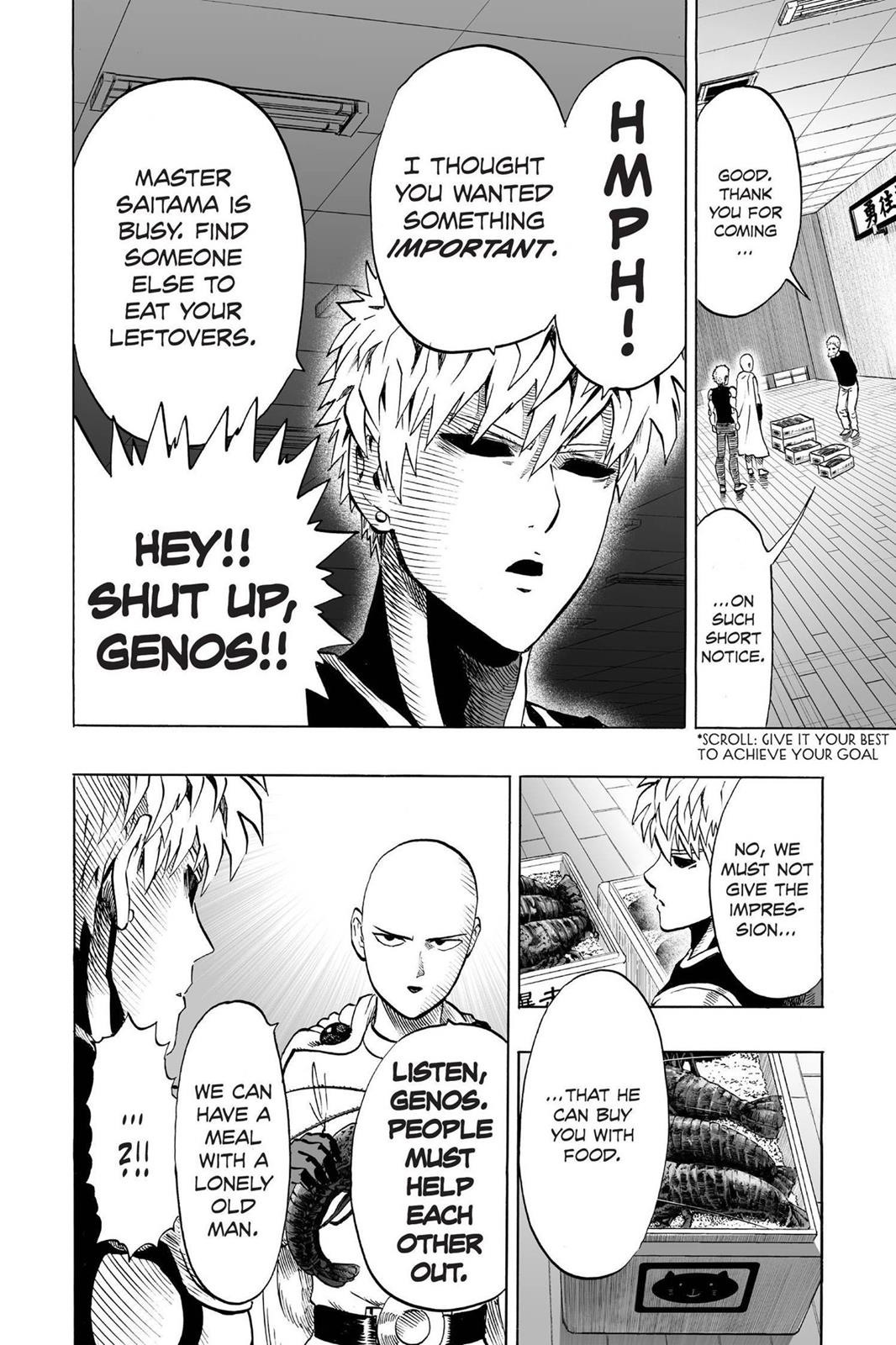 One Punch Man, Chapter Onepunch-Man 40.6 image 004