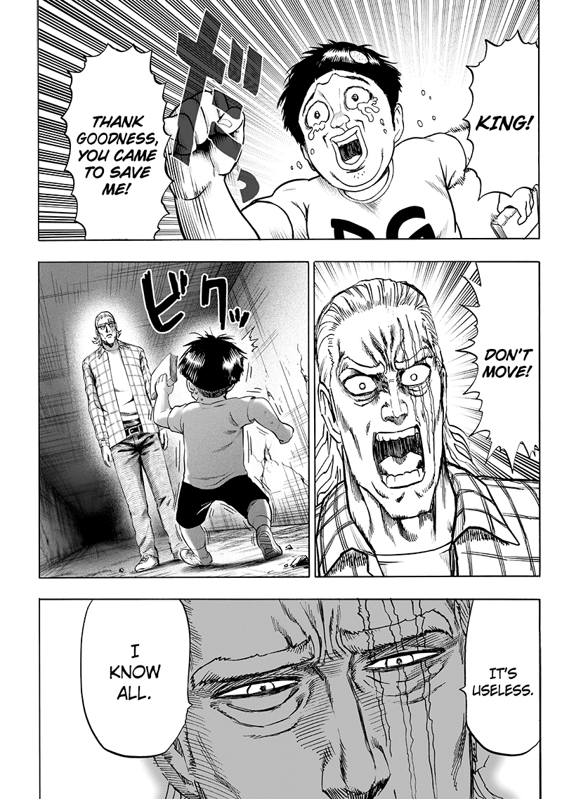 One Punch Man, Chapter 127 image 015