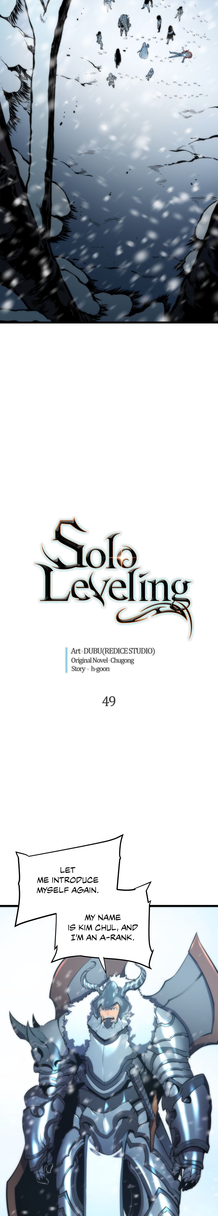 Solo Leveling, Chapter 49 image 002