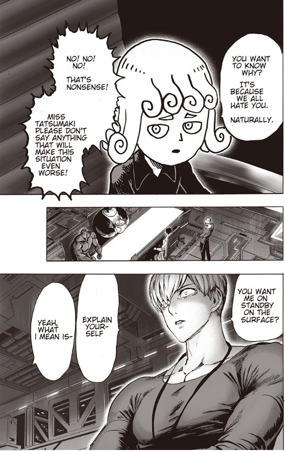 One Punch Man, Chapter Onepunch-Man 93 image 016