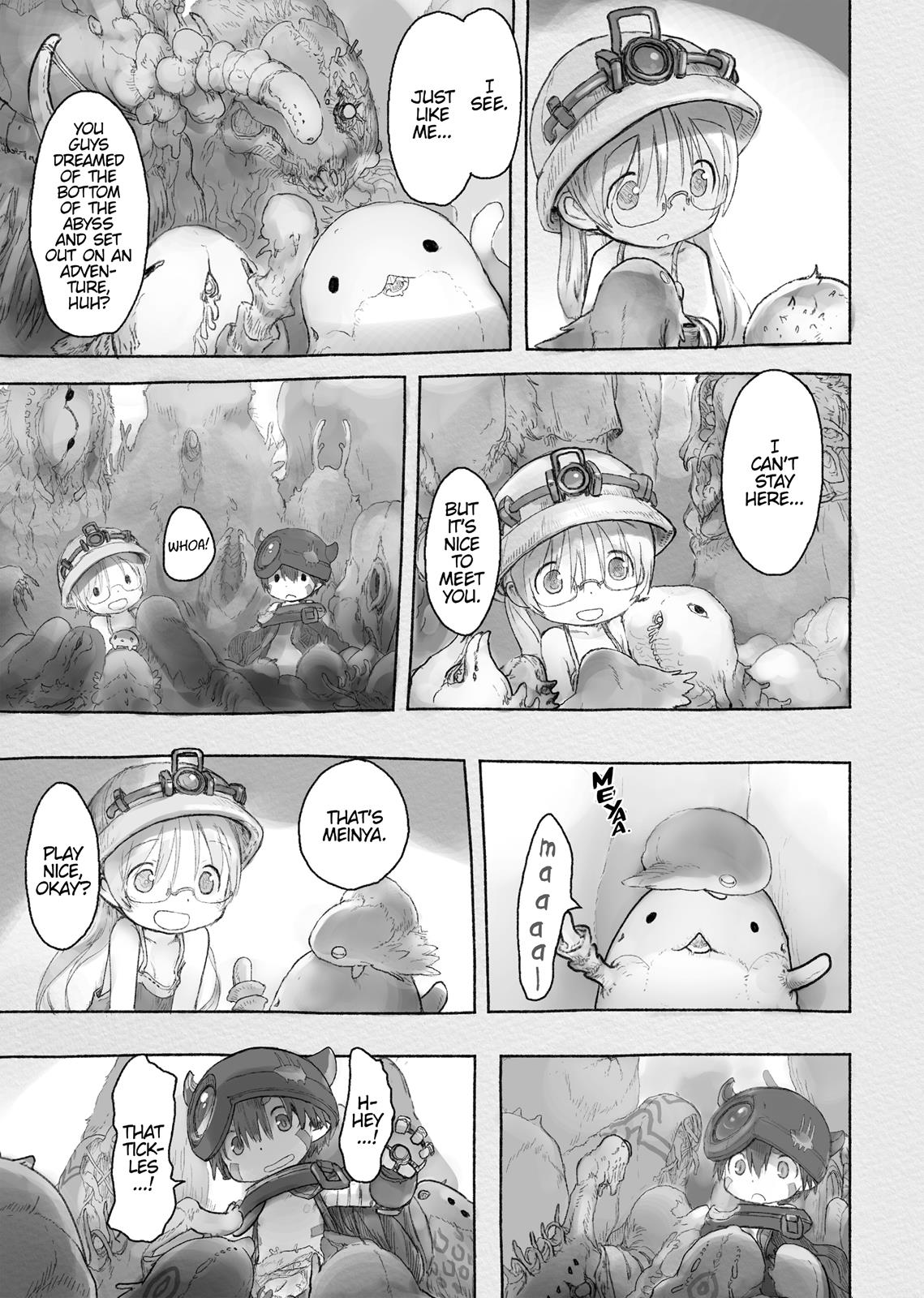 Made In Abyss, Chapter Hello,Abyss 40 image 025