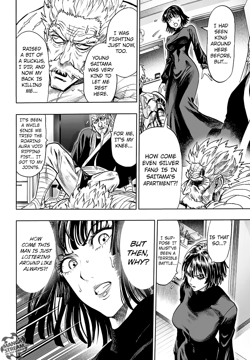 One Punch Man, Chapter Onepunch-Man 85 image 035