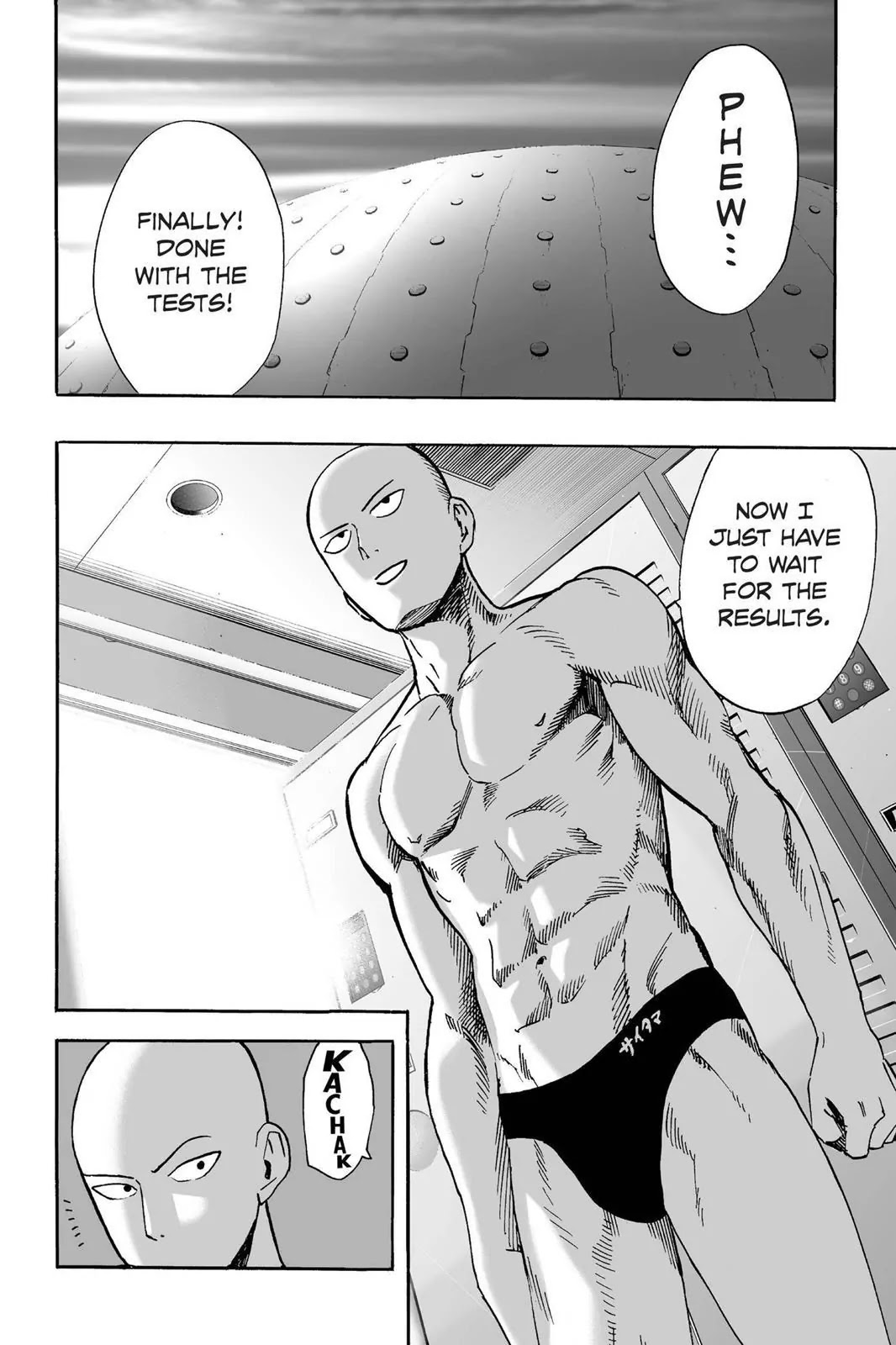 One Punch Man, Chapter Onepunch-Man 16 image 013