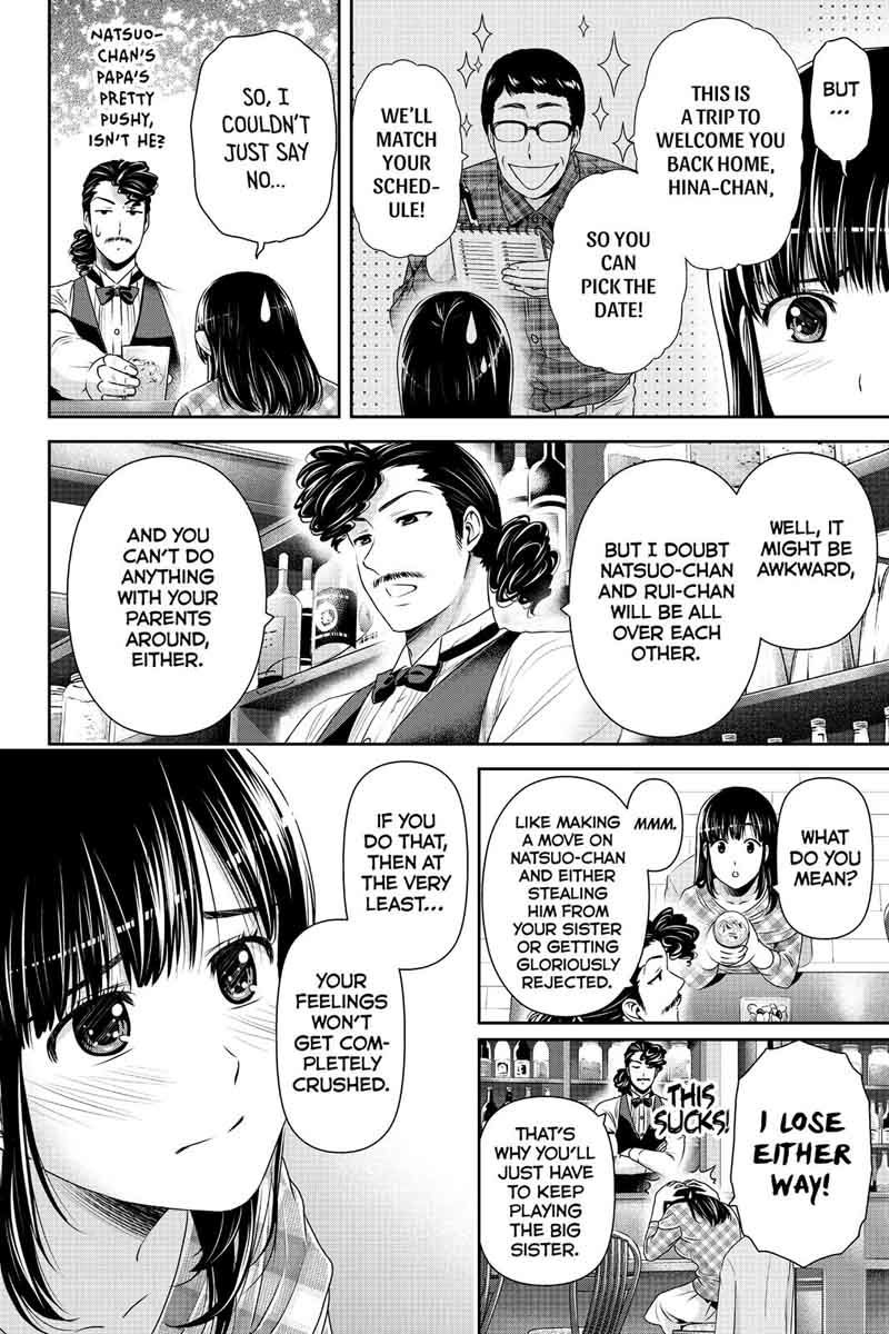Domestic Girlfriend, Chapter 154 Unforsakable Memories image 002