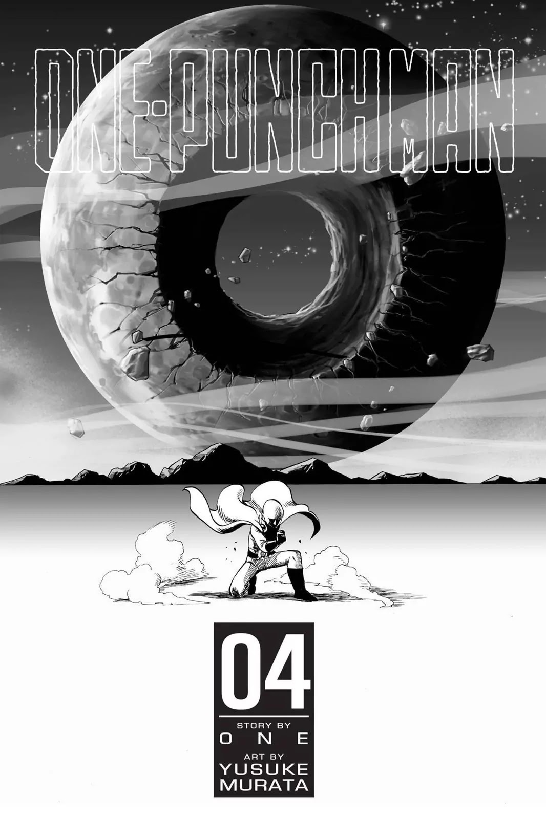 One Punch Man, Chapter Onepunch-Man 21 image 004