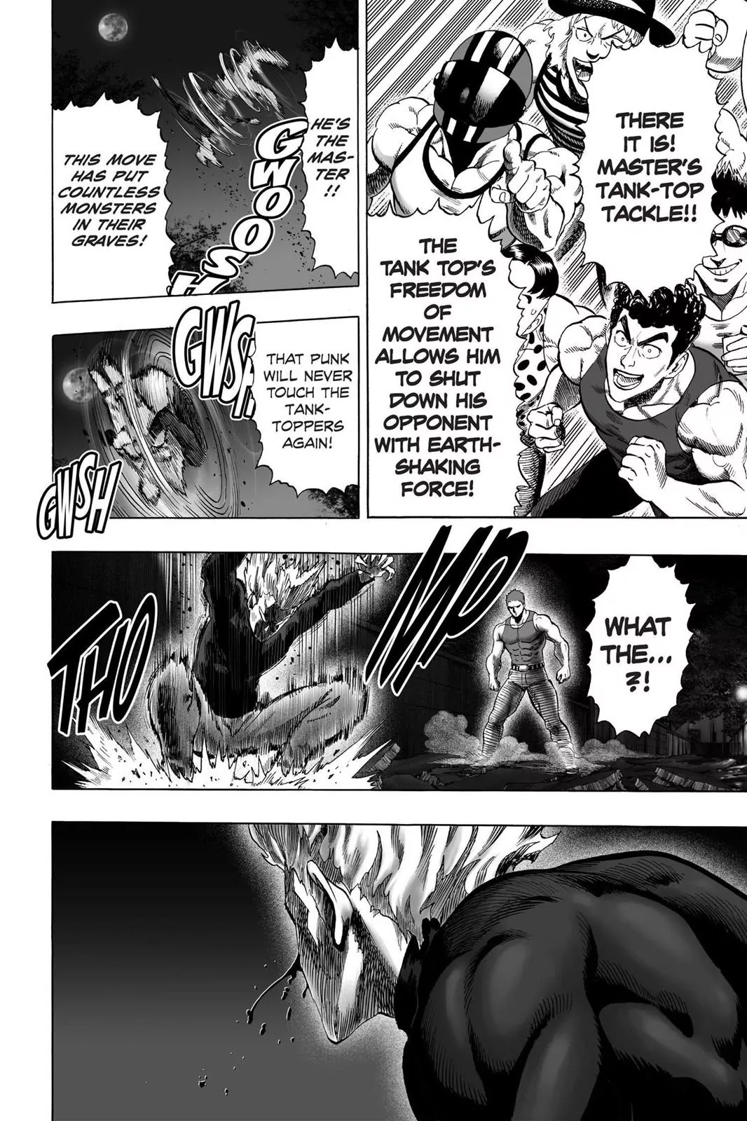 One Punch Man, Chapter Onepunch-Man 46 image 017