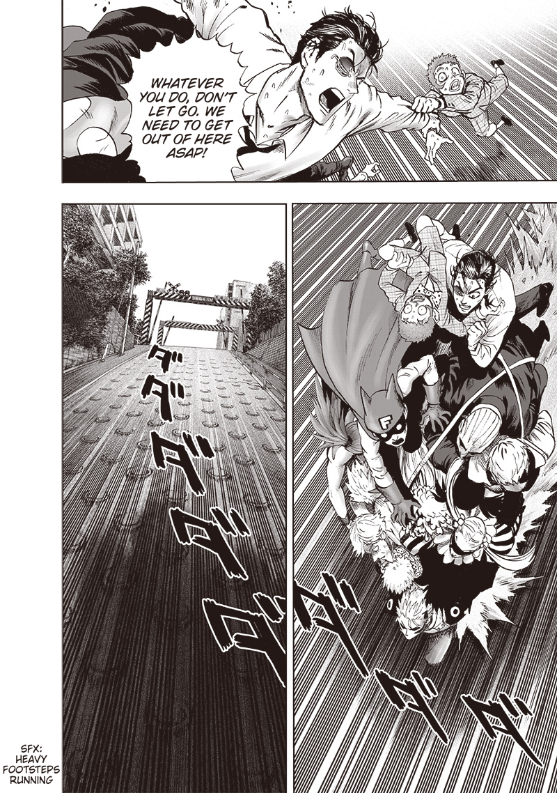 One Punch Man, Chapter One-Punch Man 120 image 006