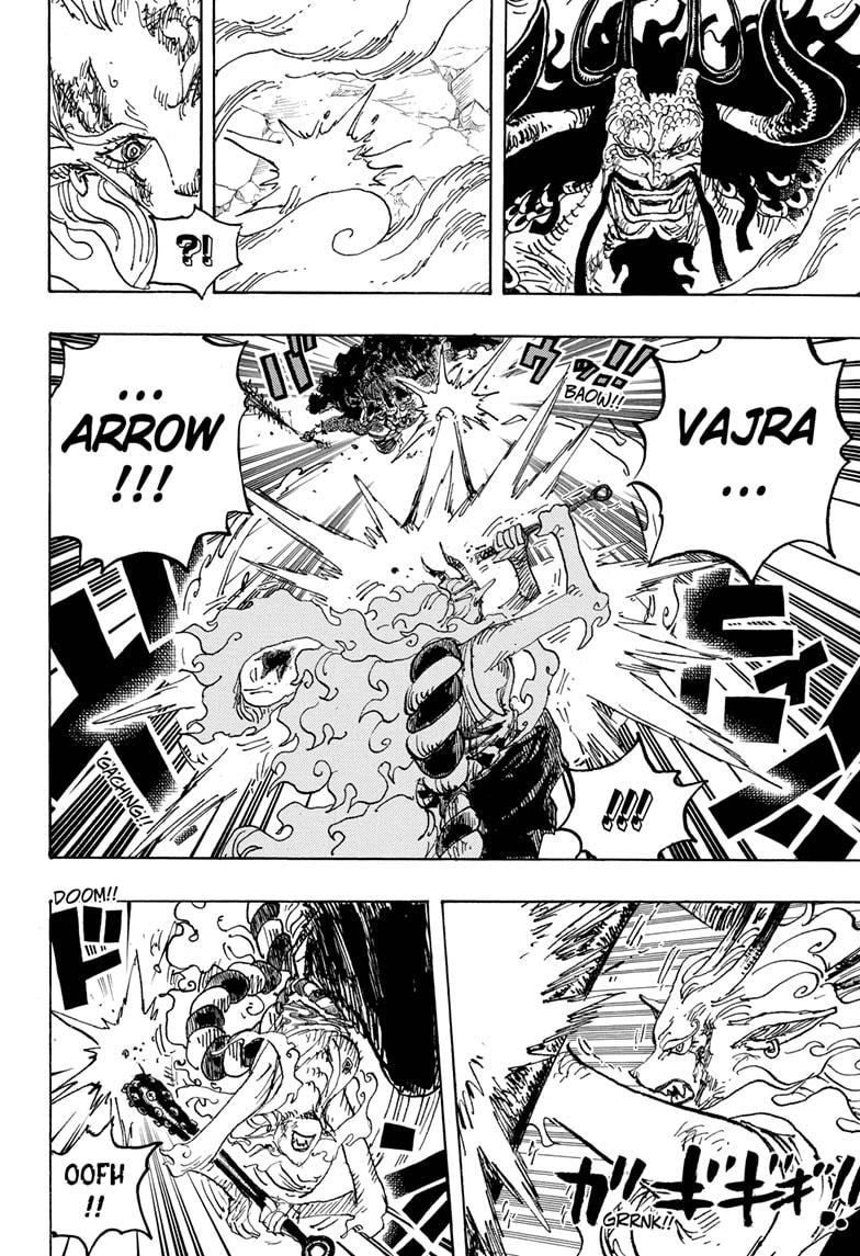 One Piece, Chapter 1024 image 06